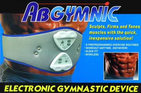 Миостимулятор мышц для
